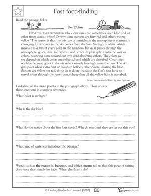 our favorite 5th grade reading worksheets 4th grade reading worksheets reading worksheets