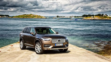 Volvo Xc90 4k Wallpapers volvo xc90 4k ultra hd wallpaper background image