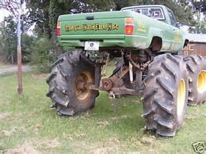 Toyota Pickup Mud Truck