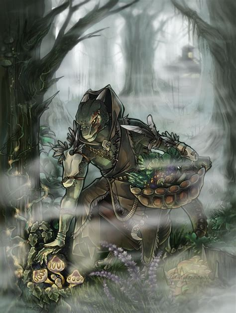 17 Best Images About Argonians And Black Marsh On