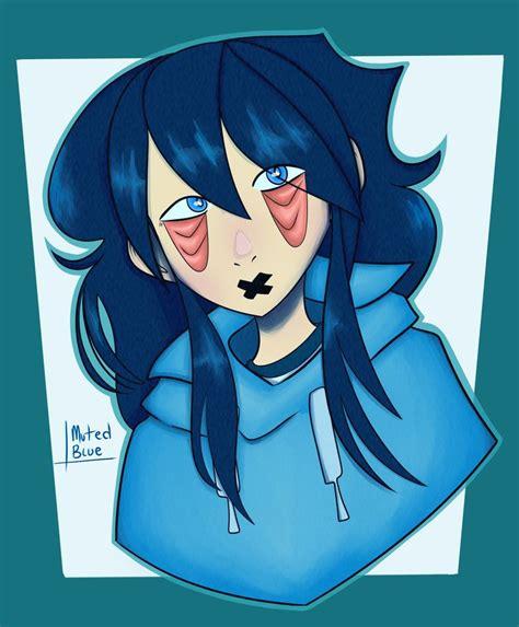 Mutedblue Pfp Anime Art Character