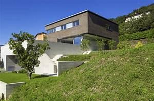 Maison Avec Sous Sol Sur Terrain En Pente : construire sur un terrain en pente ce qu il faut savoir ~ Melissatoandfro.com Idées de Décoration
