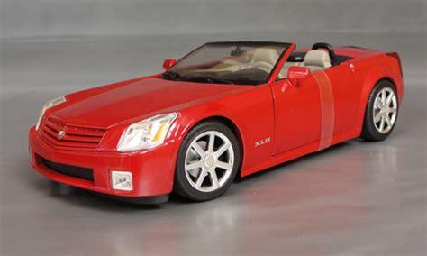 cadillac xlr roadster details diecast cars diecast