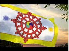 Flag and anthem of St Helena Doovi