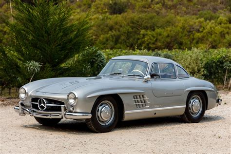 Gullwing motor cars.] if you have a mercedes 230sl for sale and want to know what your car is worth, we can guide you to find its value. #23472 1955 Mercedes-Benz 300SL Gullwing For Sale | Car And Classic