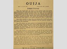 These Terrifying Ouija Board Facts Will Make Sure You