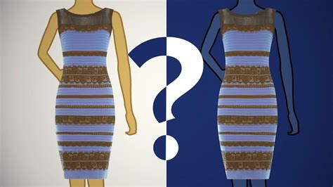 what color is the dress the color of the dress according to science