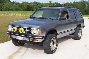 1994 Chevrolet S-10 Blazer - Information And Photos