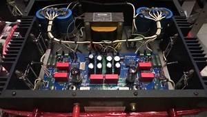 Counterpoint Sa-12 Power Amplifier