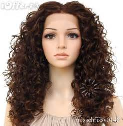 Spiral Perm Long Hair