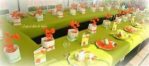 Deco Table Anniversaire Femme : idee decoration table anniversaire 60 ans ~ Melissatoandfro.com Idées de Décoration