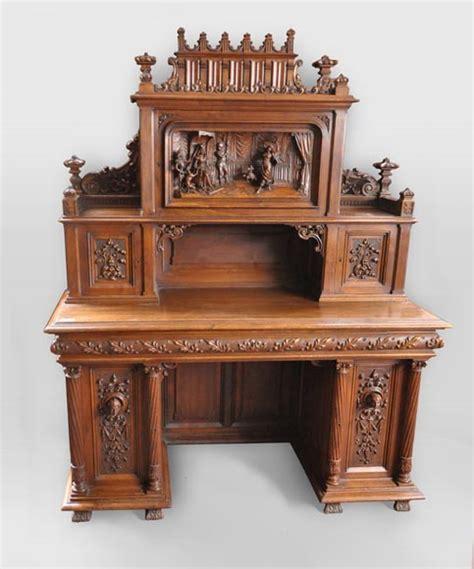 le bureau de victor mobilier du 19è siècle bibliothèques bureaux vitrines