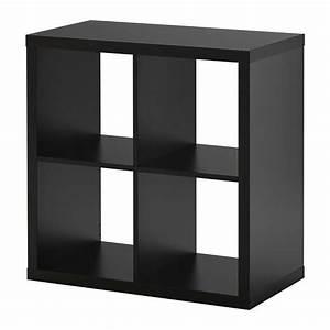 Ikea Regal Einsätze : kallax regal schwarzbraun ikea ~ Markanthonyermac.com Haus und Dekorationen