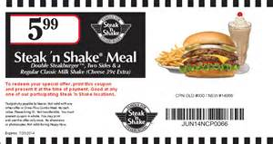 kitchen collection printable coupons steak 39 n shake coupon kctv5