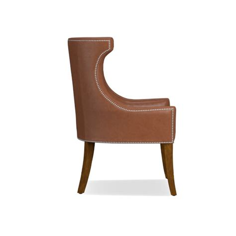 regency occasional chair quick ship williams sonoma