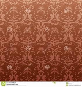 Dark Repeating Pattern In Vintage Style Royalty Free Stock ...