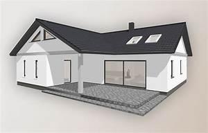 Bungalow 130 Qm : haus grundrisse finden haus grundriss ~ Orissabook.com Haus und Dekorationen