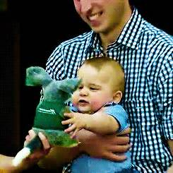 [PIC] Prince George's Cutest Moments: See The First Royal ...