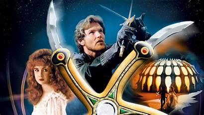Krull Film Fantasy 1983 Movies Sword Regarder
