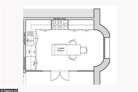 plan cuisine 12m2 plan cuisine 12m2 maison françois fabie
