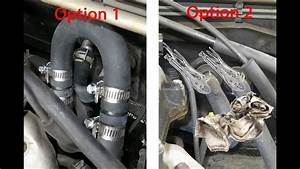 Youan  E36 M3 Heater Core Removal