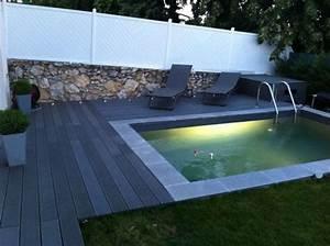 Piscine Sans Permis : mini piscine la piscine de moins de 10m2 sans permis les guides construction sur ~ Melissatoandfro.com Idées de Décoration