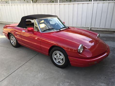 1991 Alfa Romeo Spider  Overview Cargurus