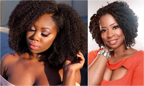 Afro Kinky Hairstyles That Will Inspire Your Next Look