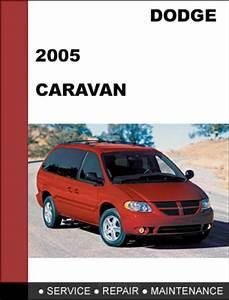 Dodge Caravan 2005 Factory Workshop Service Repair Manual