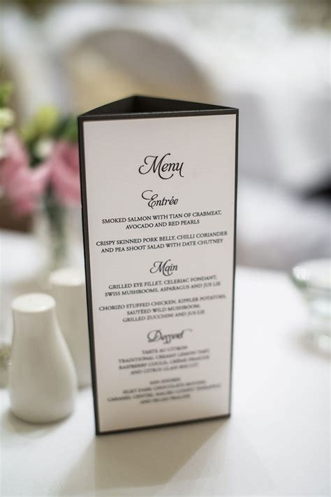 panel menu stand photography  morris images