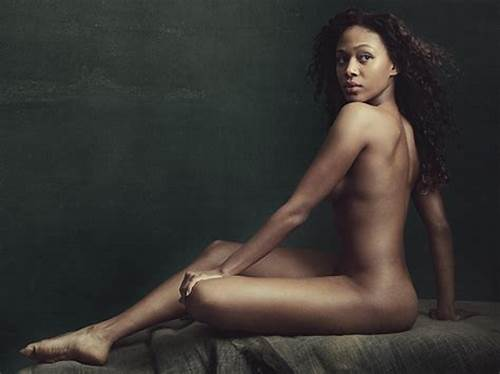 This Is My Alluring Model #Laverne #Cox #Jordana #Brewster #And #More #Go #Nude #For #Allure