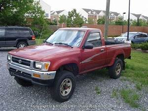 1994 Toyota Pickup Dx For Sale In Purcellville  Virginia