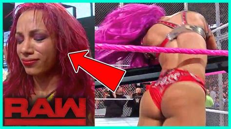 Wwe Breaking News Mr Mcmahon Has Had Enough Of Sasha