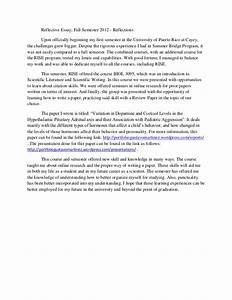 charms of university life essay