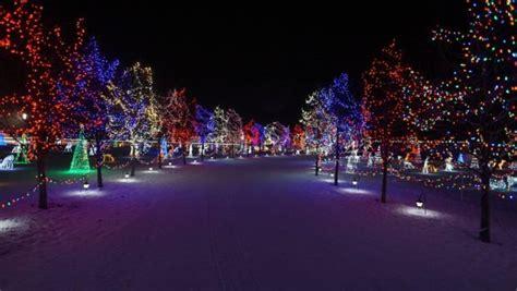 christmas light displays near you 9 light displays around edmonton that you need to see