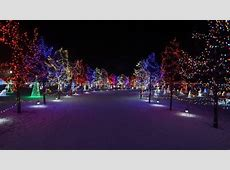 9 Holiday Light Displays around Edmonton that you need to see