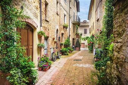 Tuscany Pienza Italy Summer Breeze