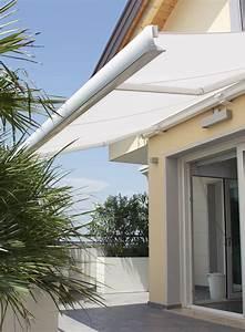 Store Banne Sur Pied : store banne sur pied simple pente fabulous store terrasse ~ Premium-room.com Idées de Décoration