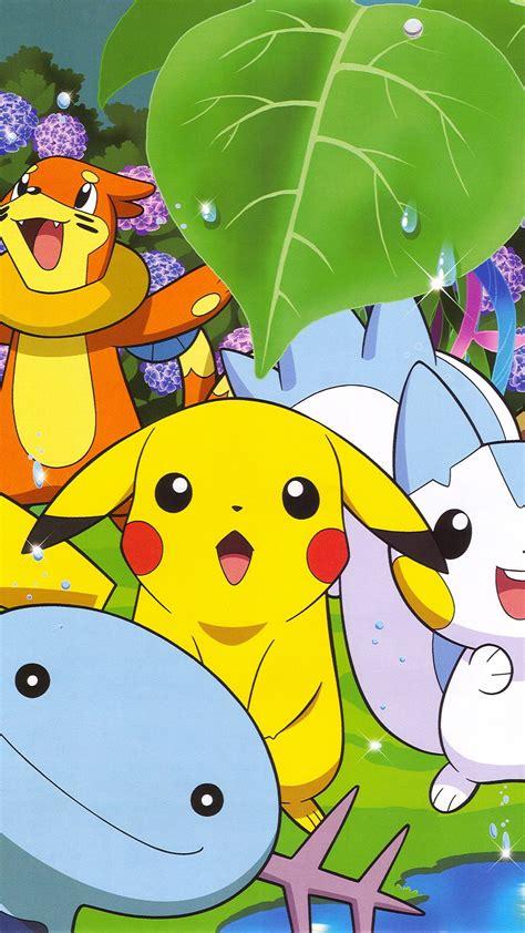 galeria de fondos de pantalla de pokemon  moviles