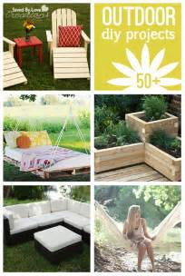 DIY Outdoor Craft Projects