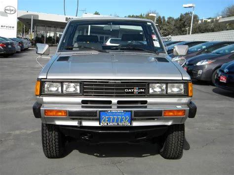 Kidney, Anyone? 38,000-mile Datsun 720 King Cab Pickup