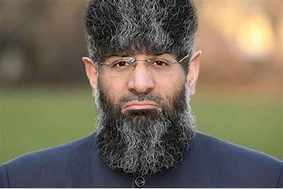 Muslim Leader Radical Choudary Anjem Responds Internet