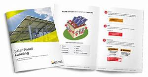 Free Solar Panel Labeling Guide From Creative Safety Supply