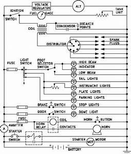 Figure 12 Schematic Of A Car U0026 39 S Electrical Circuit