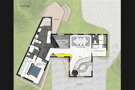 l oreal siege social chalet normandie karolina lubkowski architecture design