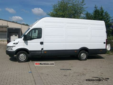Iveco Daily Iii 35s14 2006 Box-type Delivery Van