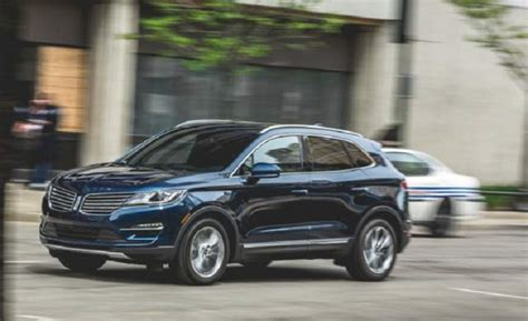 2018 Lincoln Mkc  Redesign, Specs, Interior, Safety