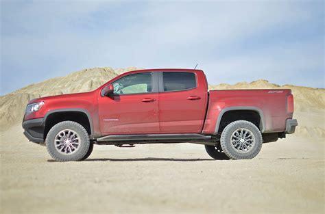 Review Chevrolet Colorado by Truck Review 2018 Chevrolet Colorado Zr2