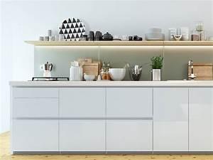 Schwarz Weiße Küche : farben in der k che so wird die k che bunt tipps von ~ Markanthonyermac.com Haus und Dekorationen