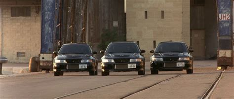 IMCDb.org: 1999 Mitsubishi Lancer Evolution VI [CP9A] in ...